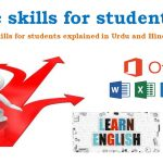 Basic skills for students
