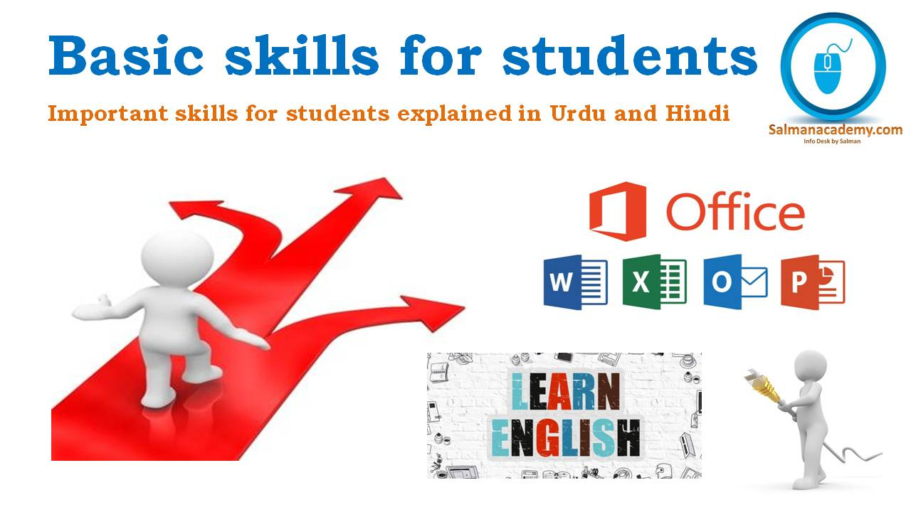 Basic skills for students