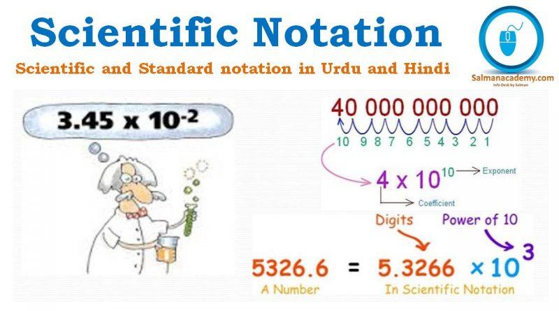 Scientific Notation